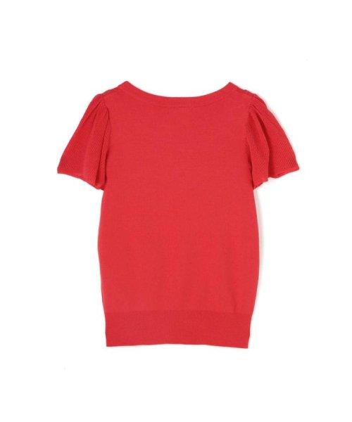 PROPORTION BODY DRESSING(プロポーション ボディドレッシング)/デコルテシアーニット/1219170909_img03