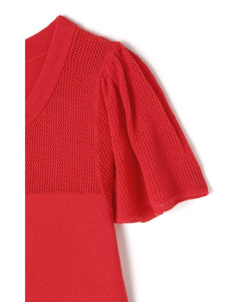 PROPORTION BODY DRESSING(プロポーション ボディドレッシング)/デコルテシアーニット/1219170909_img05