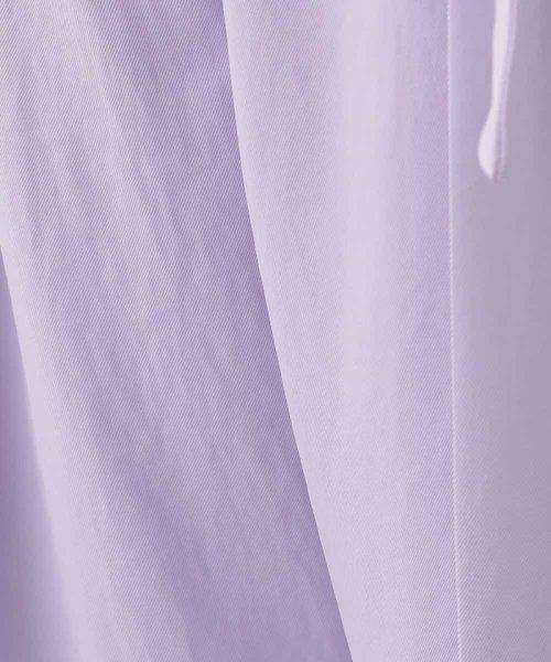 Tara Jarmon(タラ ジャーモン)/ハイウエストテーパードパンツ IMPORTED/VZLHD10460_img07