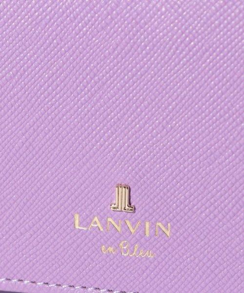 LANVIN en Bleu(BAG)(ランバンオンブルー(バッグ))/リュクサンブール 名刺入れ/480114_img08