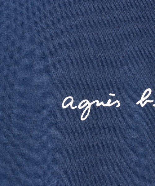 agnes b. HOMME(アニエスベー オム)/【WEB限定】SCI0 TS ロゴTシャツ/8807SCI0E19_img05