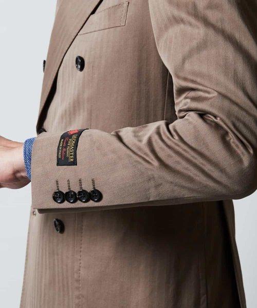 MICHEL KLEIN HOMME(ミッシェルクランオム)/スーツ(LEOMASTERヘリンボーン)/MNNGG85950_img08