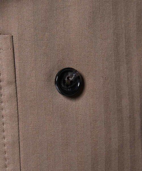 MICHEL KLEIN HOMME(ミッシェルクランオム)/スーツ(LEOMASTERヘリンボーン)/MNNGG85950_img10