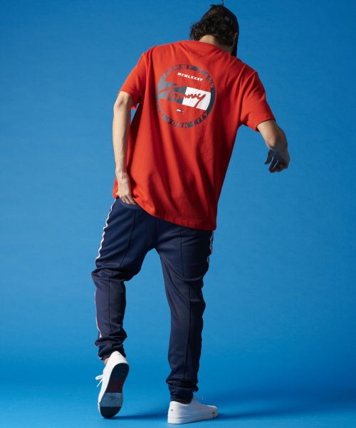 TOMMY JEANS(トミージーンズ)/バックグラフィックTシャツ/DM0DM06314_img02