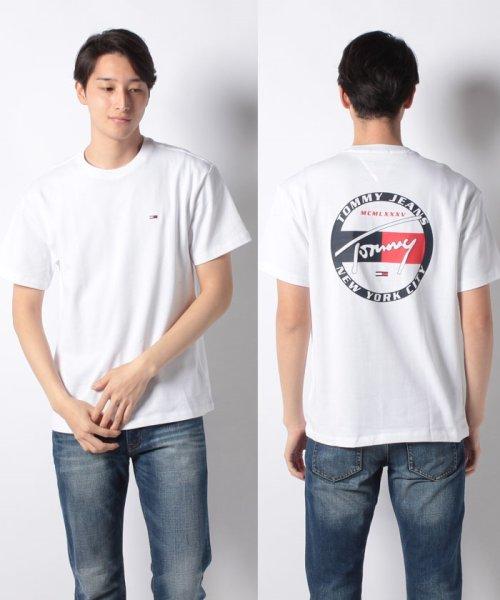 TOMMY JEANS(トミージーンズ)/バックグラフィックTシャツ/DM0DM06314_img12