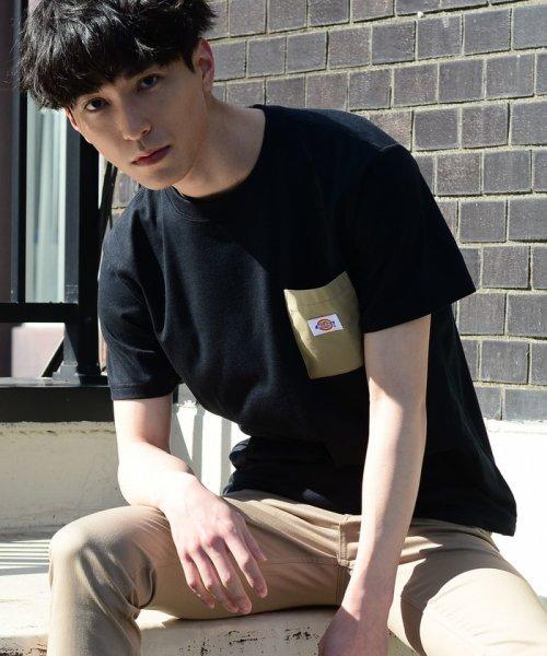coen(コーエン)/Dickies(ディッキーズ)別注ポケットTシャツ19SS(一部WEB限定カラー)/75256009047_img41