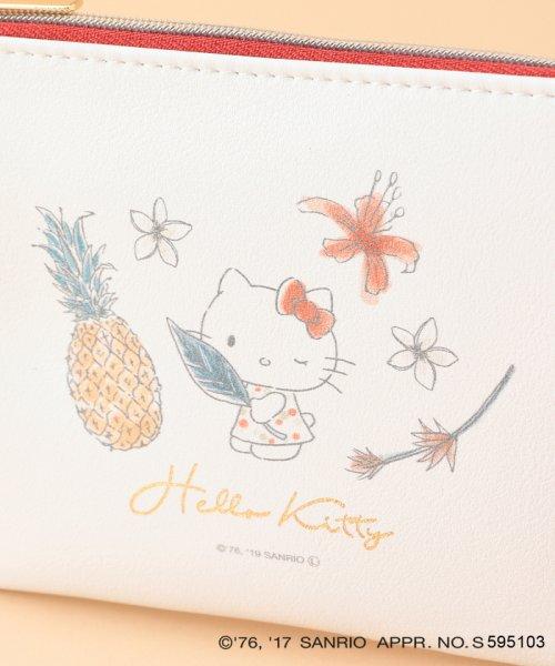ROPE' PICNIC KIDS(ロぺピクニックキッズ)/【ROPE' PICNIC KIDS】【Hello Kitty】ティッシュケースポーチ/GRX49100_img03