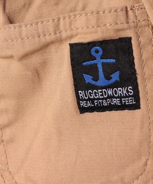 RUGGEDWORKS(ラゲッドワークス)/バーバリーSTラップキュロット                      /782664R_img04