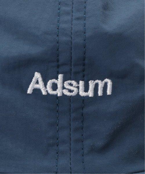 JOURNAL STANDARD(ジャーナルスタンダード)/ADSUM/アドサム: Snapback Logo キャップ/19095610005110_img07