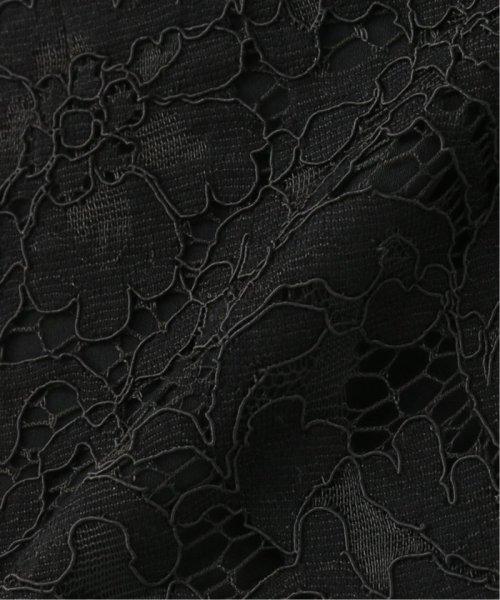 NOBLE(スピック&スパン ノーブル)/ジャガードレースハイウエストスカート◆/19060240320020_img26