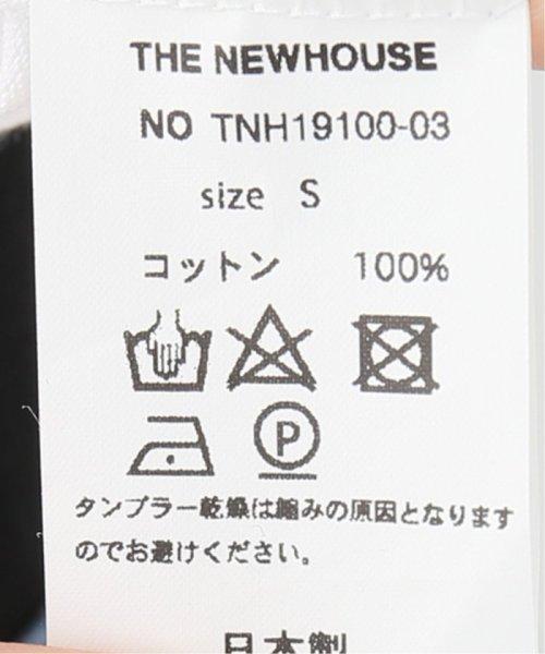 IENA(イエナ)/THE NEWHOUSE ANTON クルーネックTシャツ/19070910005110_img15