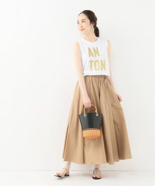 IENA(イエナ)/THE NEWHOUSE ANTON ノースリーブTシャツ/19070910005210_img01
