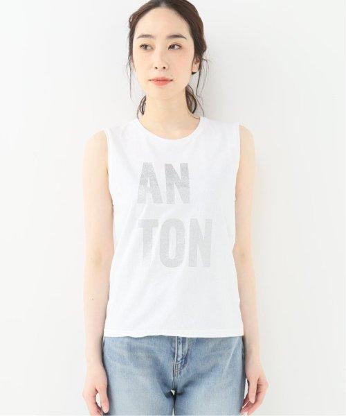 IENA(イエナ)/THE NEWHOUSE ANTON ノースリーブTシャツ/19070910005210_img05