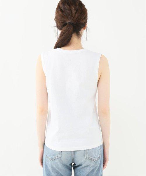 IENA(イエナ)/THE NEWHOUSE ANTON ノースリーブTシャツ/19070910005210_img07