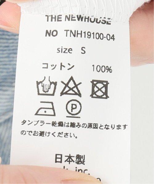 IENA(イエナ)/THE NEWHOUSE ANTON ノースリーブTシャツ/19070910005210_img15