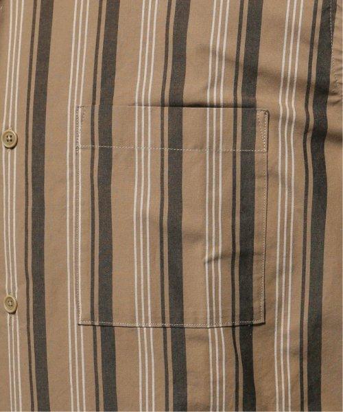 JOURNAL STANDARD relume Men's(ジャーナルスタンダード レリューム メンズ)/ウェザー ストライプ オープンシャツ/19050464331010_img10