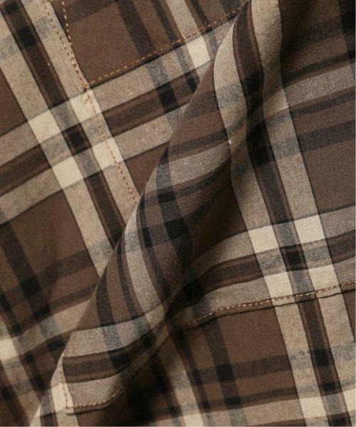 JOURNAL STANDARD relume Men's(ジャーナルスタンダード レリューム メンズ)/ウェザー ストライプ オープンシャツ/19050464331010_img14