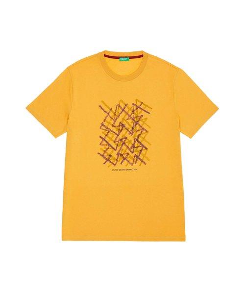 BENETTON (mens)(ベネトン(メンズ))/グラフィック半袖Tシャツ・カットソー/19P3U53J13C2_img10