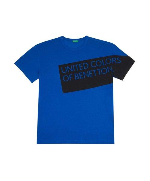 BENETTON (mens)(ベネトン(メンズ))/ヘリテージロゴ半袖Tシャツ・カットソー/19P3U53J13D2_img21