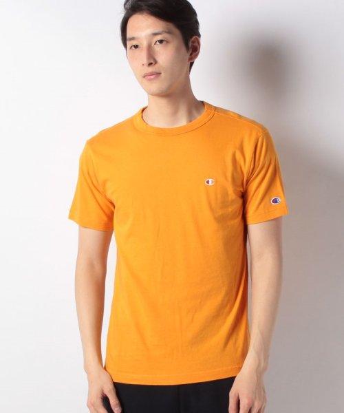 MARUKAWA(マルカワ)/【Champion】チャンピオン 無地 ワンポイント 半袖Tシャツ/0112370224_img15