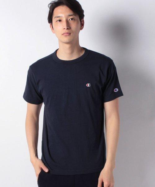 MARUKAWA(マルカワ)/【Champion】チャンピオン 無地 ワンポイント 半袖Tシャツ/0112370224_img17