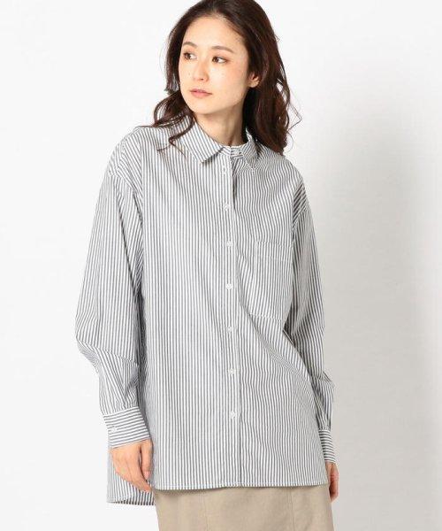 UNRELISH(アンレリッシュ)/FINEシャンブレーシャツ/331000011452591_img02