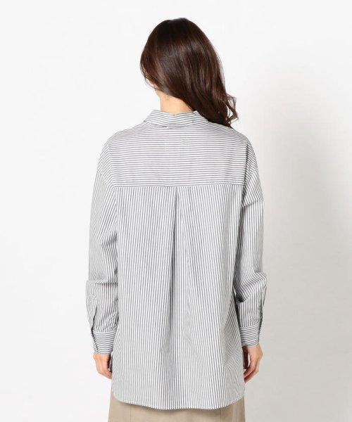 UNRELISH(アンレリッシュ)/FINEシャンブレーシャツ/331000011452591_img04