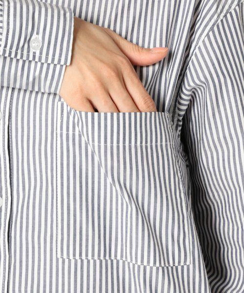UNRELISH(アンレリッシュ)/FINEシャンブレーシャツ/331000011452591_img07