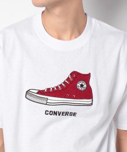JNSJNM(ジーンズメイト メンズ)/【CONVERSE 】シューズサガラシシュウTシャツ/205292007_img03