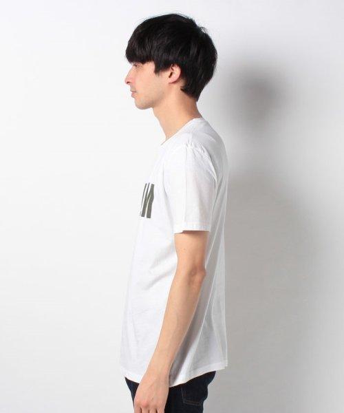 SISLEY(シスレー(メンズ))/オーガニックコットンプリント半袖Tシャツ・カットソー/19P3TM4O12F7_img08