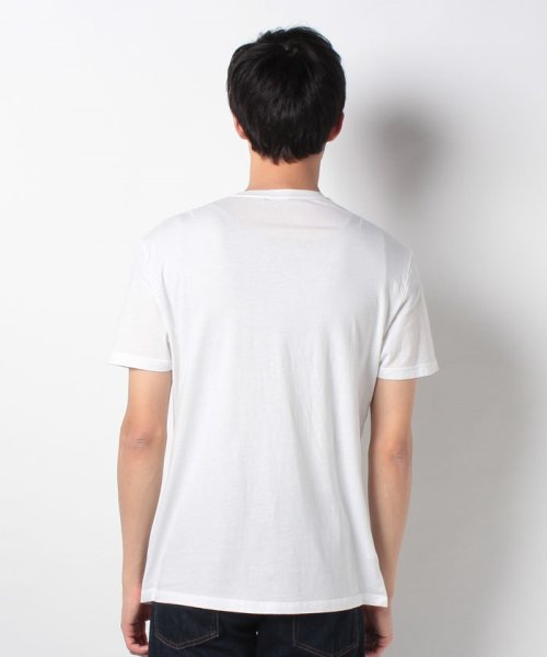 SISLEY(シスレー(メンズ))/オーガニックコットンプリント半袖Tシャツ・カットソー/19P3TM4O12F7_img09