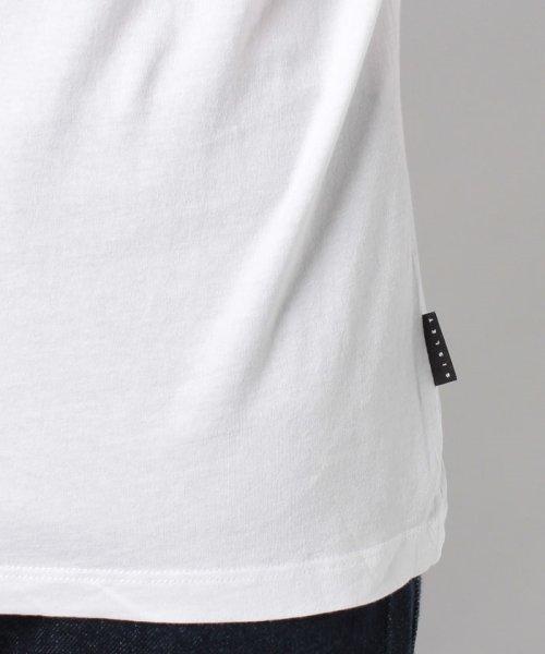 SISLEY(シスレー(メンズ))/オーガニックコットンプリント半袖Tシャツ・カットソー/19P3TM4O12F7_img11