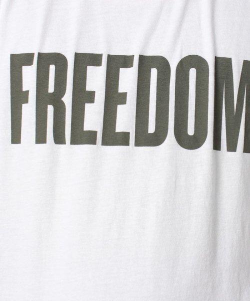 SISLEY(シスレー(メンズ))/オーガニックコットンプリント半袖Tシャツ・カットソー/19P3TM4O12F7_img12