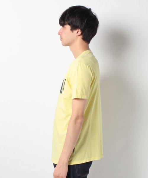 SISLEY(シスレー(メンズ))/オーガニックコットンプリント半袖Tシャツ・カットソー/19P3TM4O12F7_img20