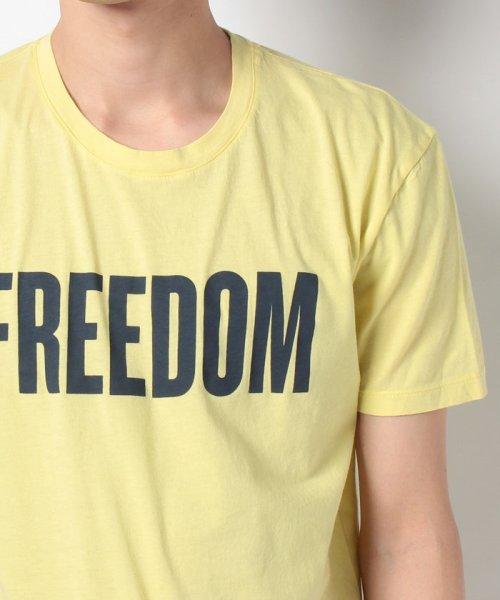 SISLEY(シスレー(メンズ))/オーガニックコットンプリント半袖Tシャツ・カットソー/19P3TM4O12F7_img22