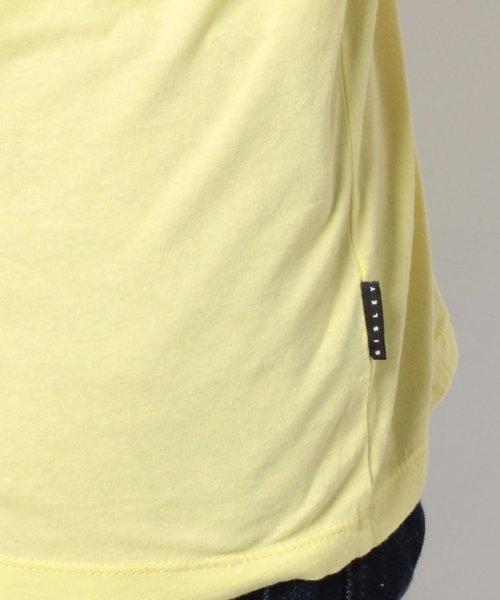 SISLEY(シスレー(メンズ))/オーガニックコットンプリント半袖Tシャツ・カットソー/19P3TM4O12F7_img23