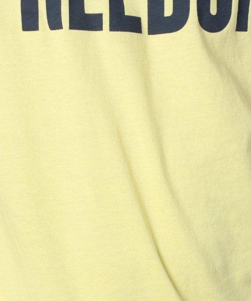 SISLEY(シスレー(メンズ))/オーガニックコットンプリント半袖Tシャツ・カットソー/19P3TM4O12F7_img24