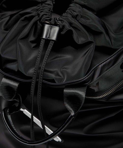 SISLEY(シスレー(メンズ))/ロゴバケツ型バックパック・リュックサック/19P6GWTM12W5_img02