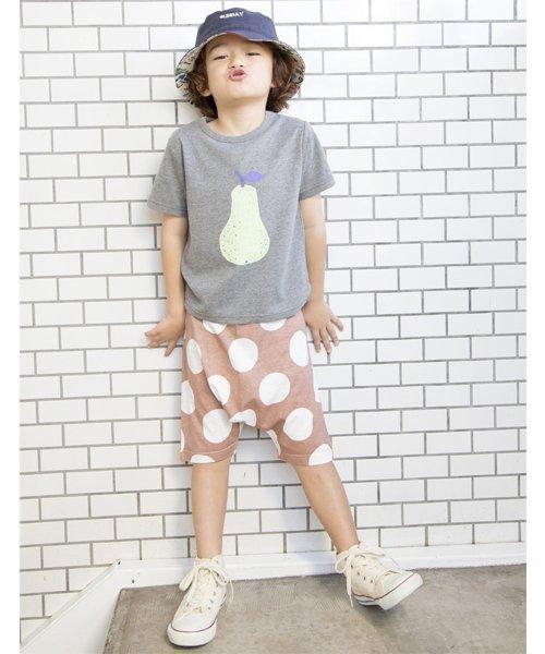 b-ROOM(ビールーム)/フルーツプリントTシャツ/9891227_img01