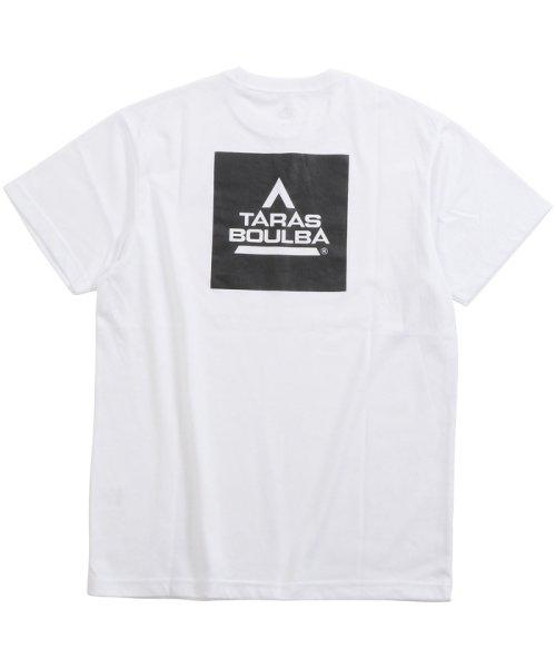 TARAS BOULBA(タラスブルバ)/タラスブルバ/メンズ/スクエアロゴ Tシャツ/61379954_img01