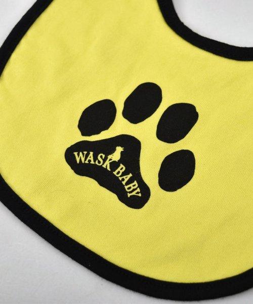 WASK(ワスク)/BABYアニマルプリントリバスタイ/1354115001_img03