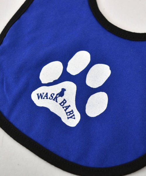 WASK(ワスク)/BABYアニマルプリントリバスタイ/1354115001_img07
