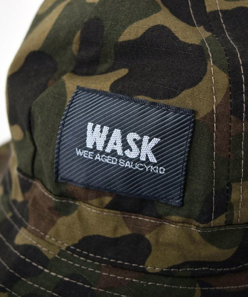WASK(ワスク)/BABY迷彩恐竜ハット/1354115221_img03