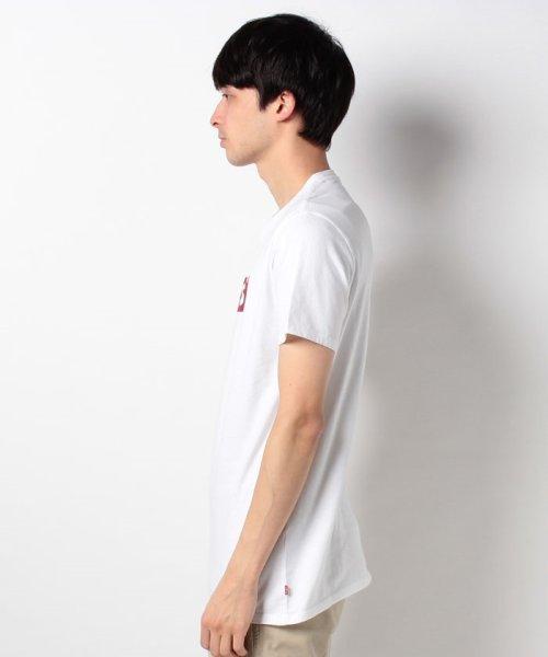 MARUKAWA(マルカワ)/【Levi's】リーバイス ボックスロゴ 半袖Tシャツ/0111010393_img01