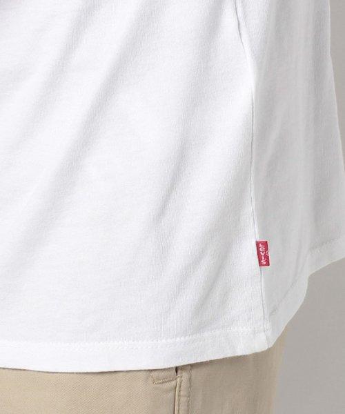 MARUKAWA(マルカワ)/【Levi's】リーバイス ボックスロゴ 半袖Tシャツ/0111010393_img04