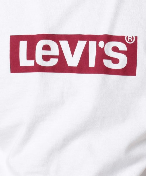 MARUKAWA(マルカワ)/【Levi's】リーバイス ボックスロゴ 半袖Tシャツ/0111010393_img05