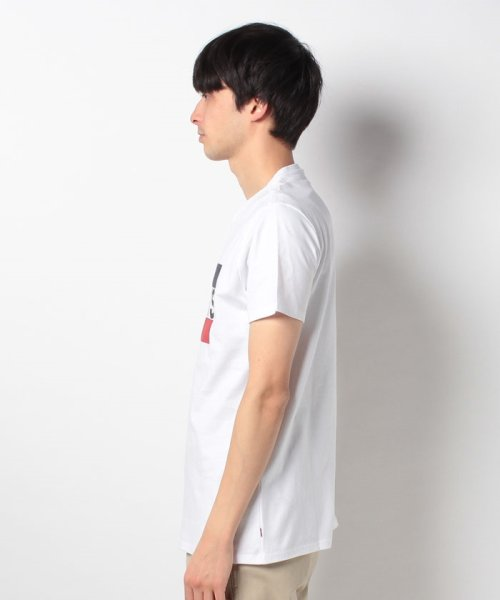 MARUKAWA(マルカワ)/【Levi's】リーバイス スポーツロゴ 半袖Tシャツ/0111010394_img01
