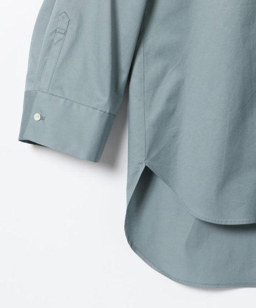 Demi-Luxe BEAMS(デミルクスビームス)/Demi-Luxe BEAMS / コットン オーバーシャツ/68110280002_img06