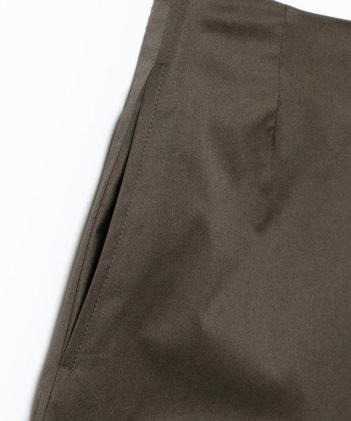 Demi-Luxe BEAMS(デミルクスビームス)/Demi-Luxe BEAMS / 切替フレアスカート/68270502002_img11