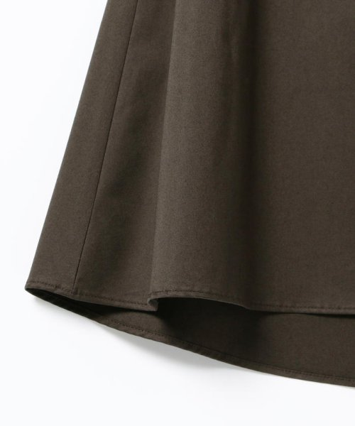 Demi-Luxe BEAMS(デミルクスビームス)/Demi-Luxe BEAMS / 切替フレアスカート/68270502002_img13